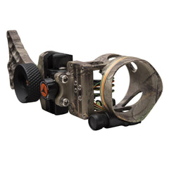 Apex Gear Covert Series 4 pin 19 Bow Sight-XTR Camo