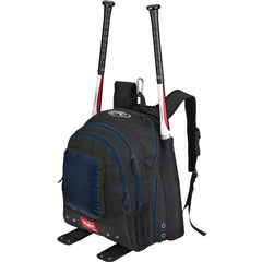 Rawlings Player Backpack-Navy