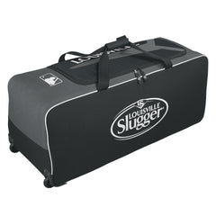Louisville Slugger Series 5 Ton Wheeled Bag-Black