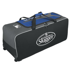 Louisville Slugger Series 5 Ton Wheeled Bag-Royal