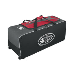 Louisville Slugger Series 5 Ton Wheeled Bag-Scarlet
