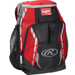 Rawlings Player's Backpack - Scarlet