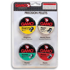 Gamo Performance Airgun Pellets Combo Pk 1000 Assorted .177