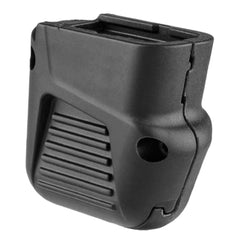 FAB Defense Mag Extension for Glock 43-10 - Black