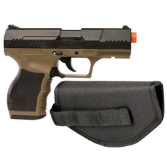 Crosman Stinger P9T Soft Air Pistol Dark Earth Black