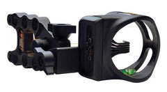 Apex Accu-Strike Bow Sight 5-Pin .019 Black AG1515BK