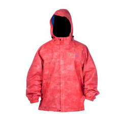Envirofit Solid Rain Jacket Red Large