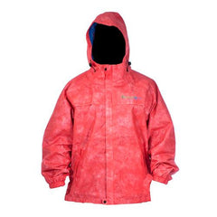 Envirofit Solid Rain Jacket Red X-Large