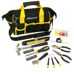 Great Neck 31Pc Essentials Around the House Tool Set w-Bag