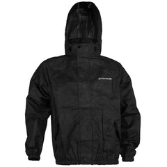 Compass 360 AdvantageTek Non-Woven Rain Jacket-Black-MD