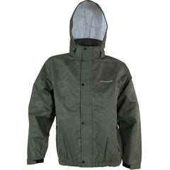 Compass 360 DuraTek T75HD Non-Woven Rain Jacket-Stone-LG