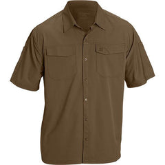 5.11 Freedom Flex Woven Shirt, Battle Brown, 2XL