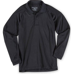 5.11 Performance Long Sleeve Polo, Black, XL