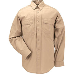 5.11 Taclite Pro Long Sleeve Shirt, Coyote, L