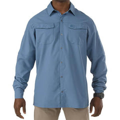 5.11 Freedom Flex Woven Long Sleeve Shirt, Bosun, 2XL