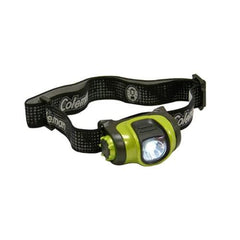 Coleman 3AAA High Power LED Headlamp White-Black 2000021027