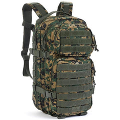 Assault Pack, Woodland Digital