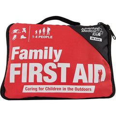 Adventure Family First Aid, Red-Black