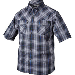 1730 Shirt, Short Sleeve, Admiral Blue, Medium