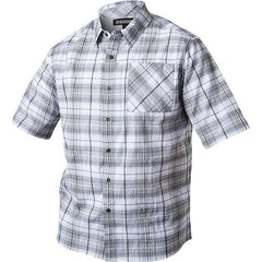 1700 Shirt, Short Sleeve, Slate, 4XL