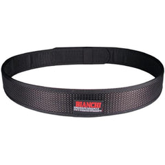 7205 Nylon Liner Belt Black 1-1-2  Medium 34-40