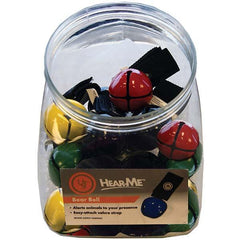Bear Bell Assorted Cookie Jar, 35-ct