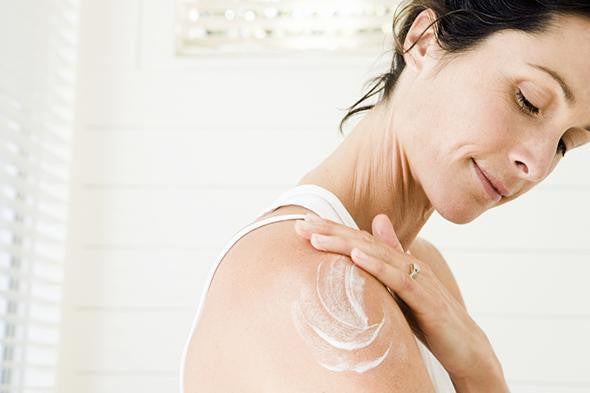 Managing dry skin through weather changes