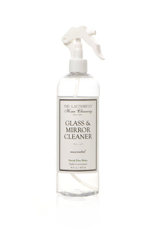 GLASS AND MIRROR CLEANER (475ml)