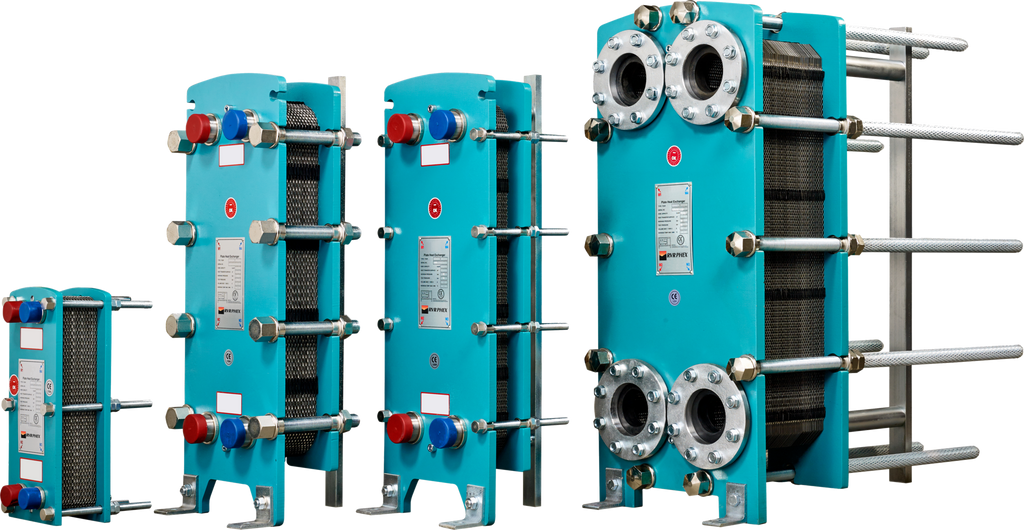 RVRPHEX Heat Exchangers