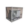 Protective Guard for Heat Pumps
