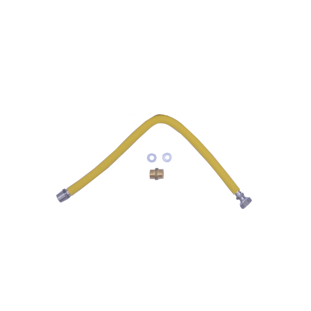 Flexible Gas Connector (Yellow)