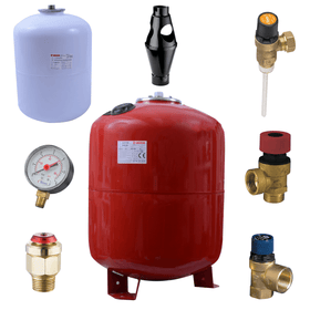 Combination Tank Installation Kit 80L