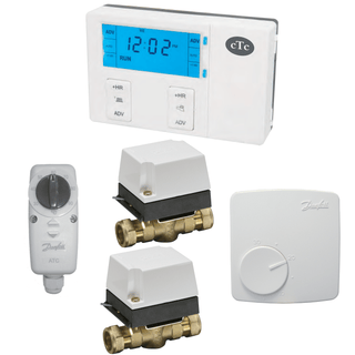 Danfoss Control Packs