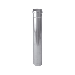 Aluminium Flue Extension 250mm