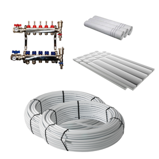 Underfloor Heating Packages - Retrofit