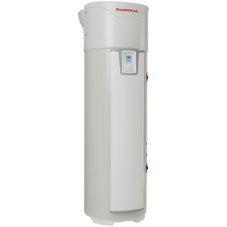 Rapax 200/300 V3 Heat Pump Water Heater - Floor Standing