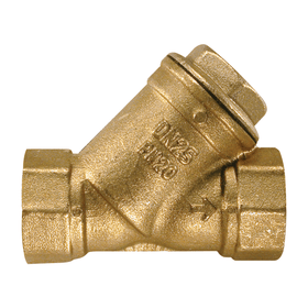 1 1/2 inch brass water filter