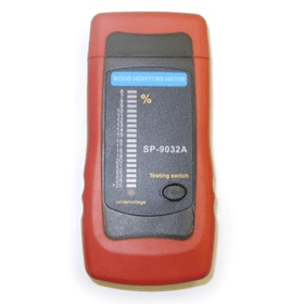 Pin moisture meter for wood