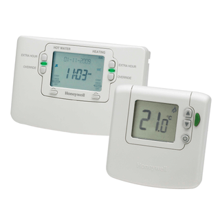 2 channel Honeywell Sundial RF pack 2 (room stat x 1)