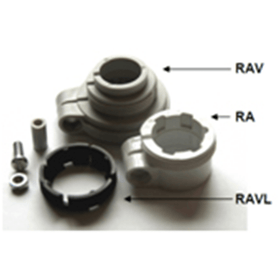 Danfoss Thermostatic Radiator valve Adaptor for HR92