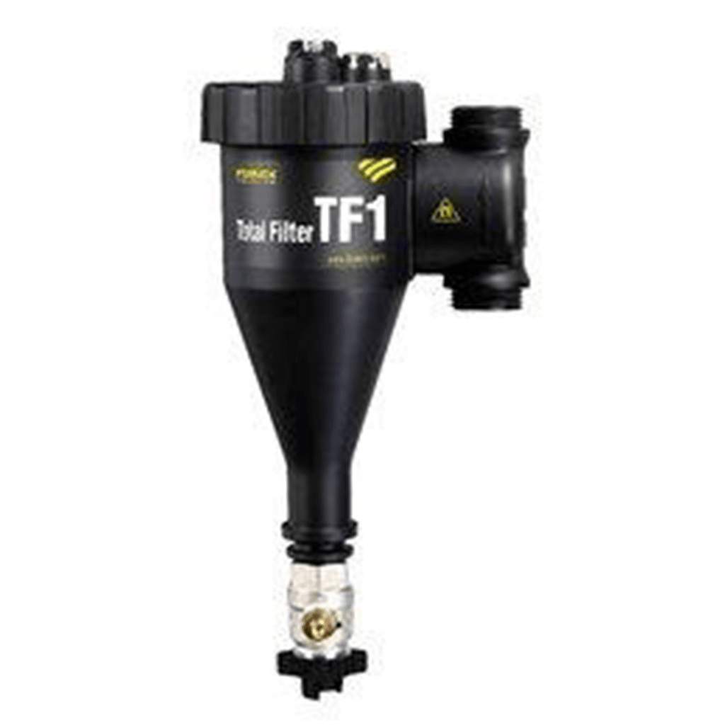 TF1 Magnetic Particle Filter