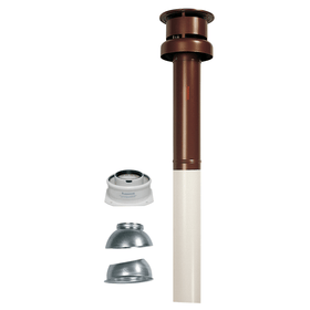 Vertical flue kit 60/100 (Cond)