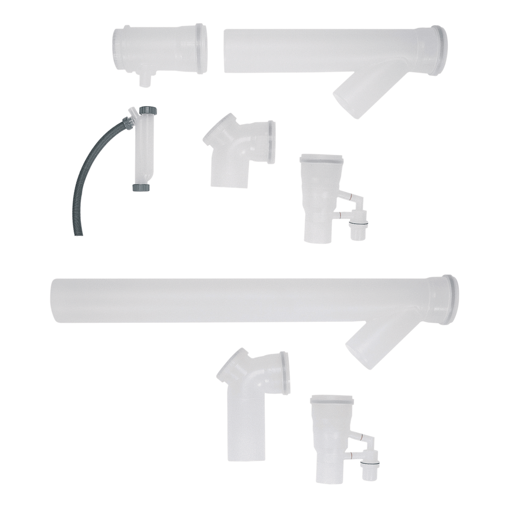 Flue Manifold Kit (125mm)