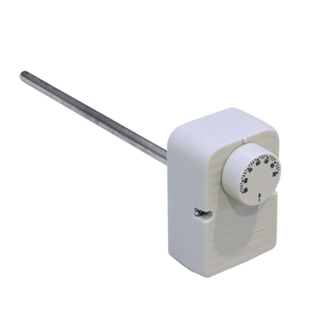 "BT210 - Boiler thermostat 30° - 90°C with 1/2"" dry pocket"