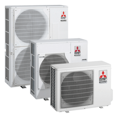 Mitsubishi Air/Water Heat Pumps