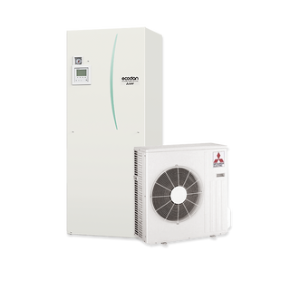 Mitsubishi Ecodan Split Heat Pump packages