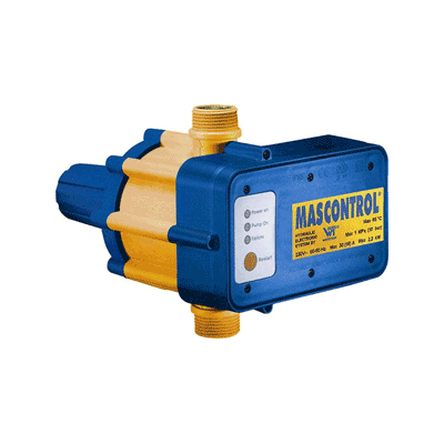 "Mascontrol Water Pressure Controller 1 1/4"" - Clearance"