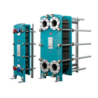 Gasketed Heat Exchangers for Heating/Cooling