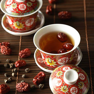 Recipe: Jujube Tea, The Traditional Way - GF, DF, Vegan