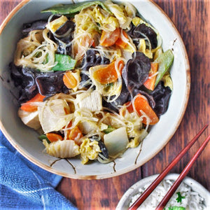 Recipe: Vegetable Stir Fry with Black Fungus